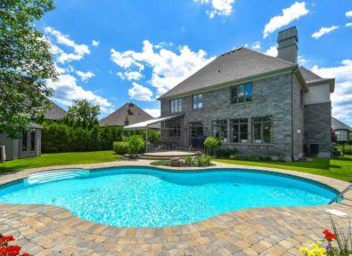 Immobilier Quebec Canada Montreal : Maison/Villa Demeure ...